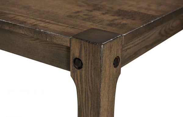 Durango Leg Table Detail