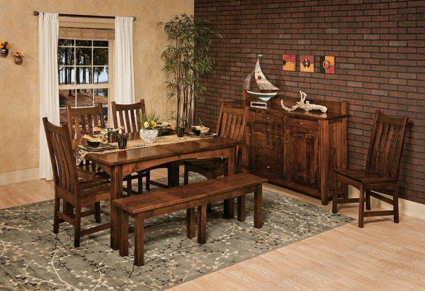 Heidi Leg Table - Room
