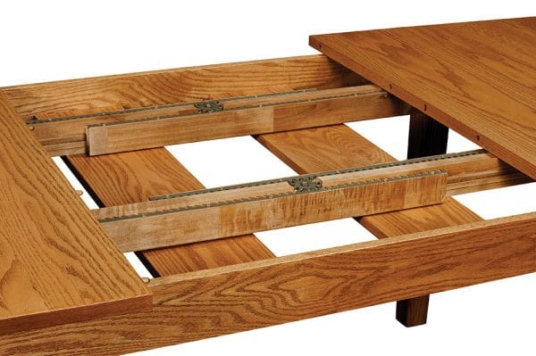 Christy Leg Table - Closeup Detail