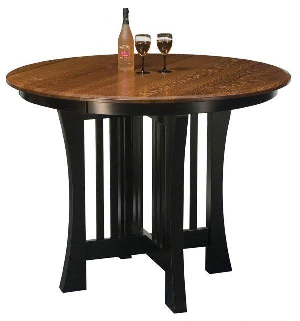 Arts & Crafts Pub Table