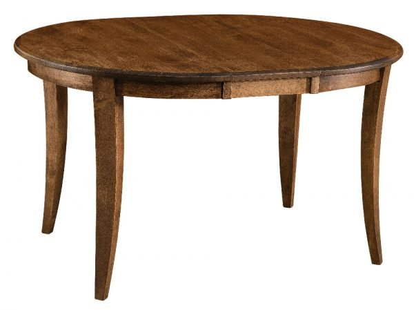 Chalet Leg Table with leaf