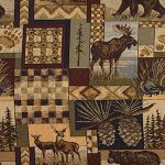 Standard Fabrics 16-85 Wild Life