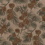 Standard Fabrics 28-33 Pine Cone